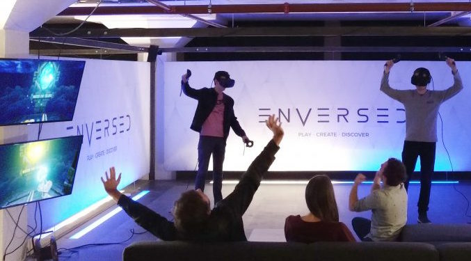 VR hub Enversed