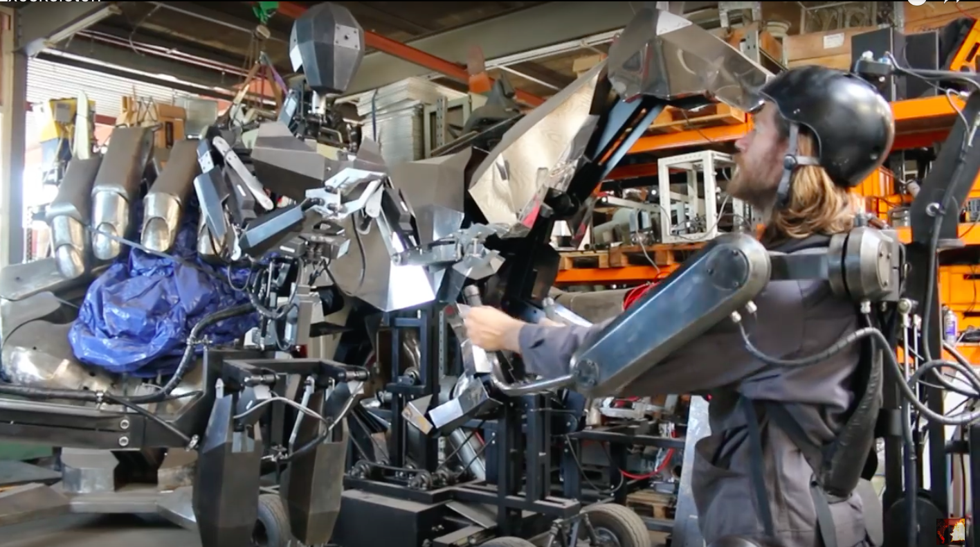 Androïde/Humanoïde robot
