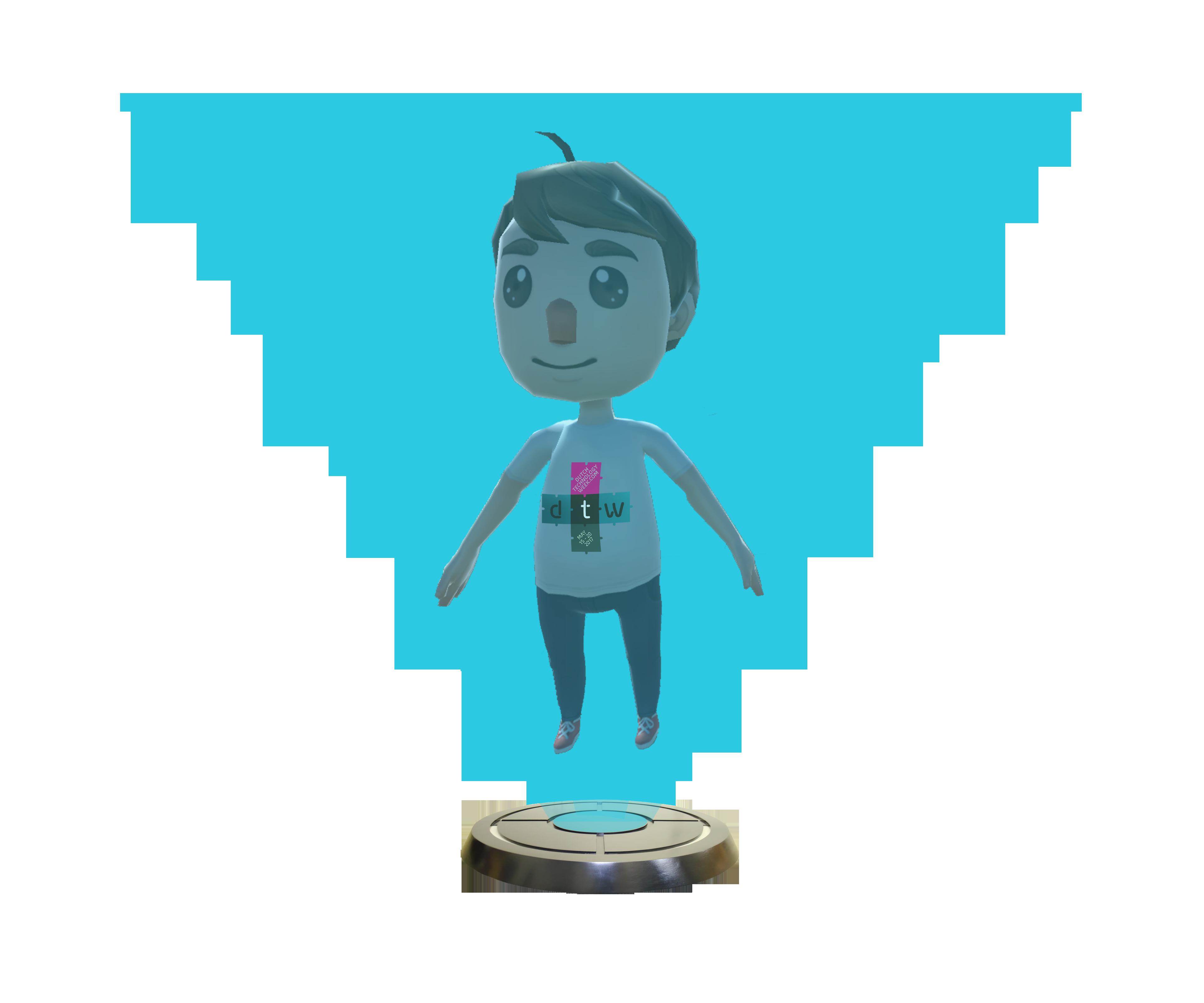 Maak je eigen hologram