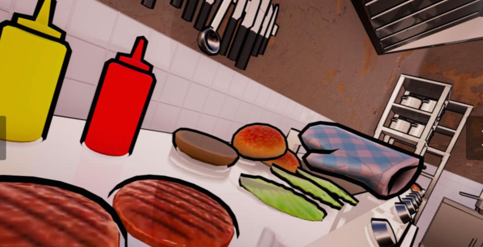 VR Game Pressure Cooker