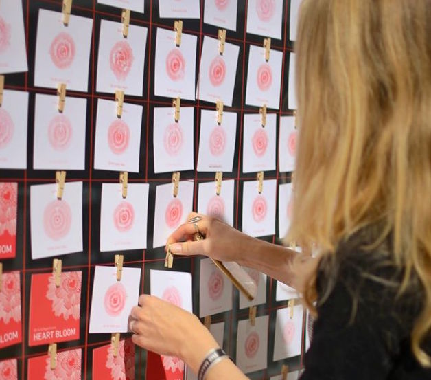 Heart Bloom, biofeedback en interactie