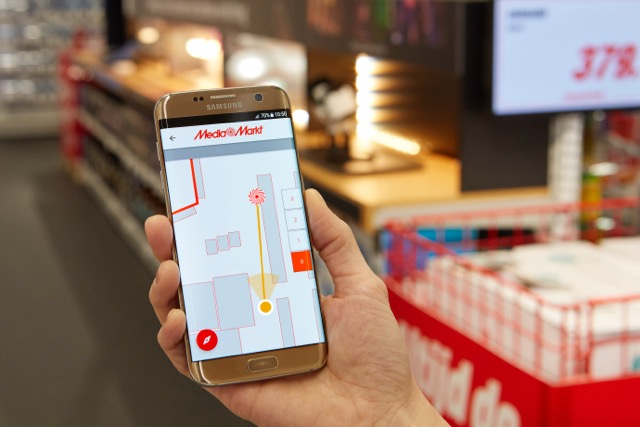 Philips Lighting Indoor Positioning