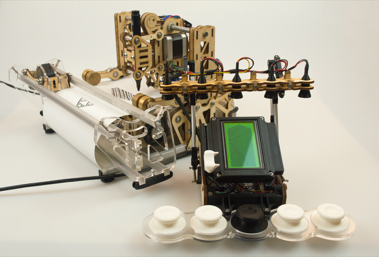 Automatron, de patronengenerator