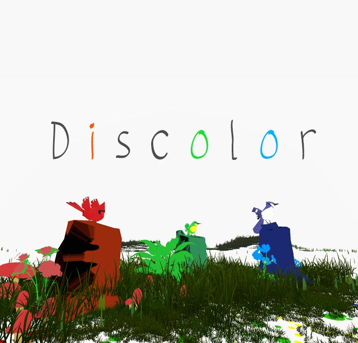 Discolor VR installatie