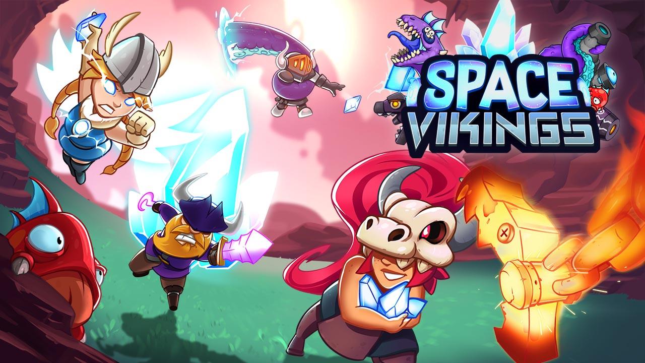 Game Space Vikings