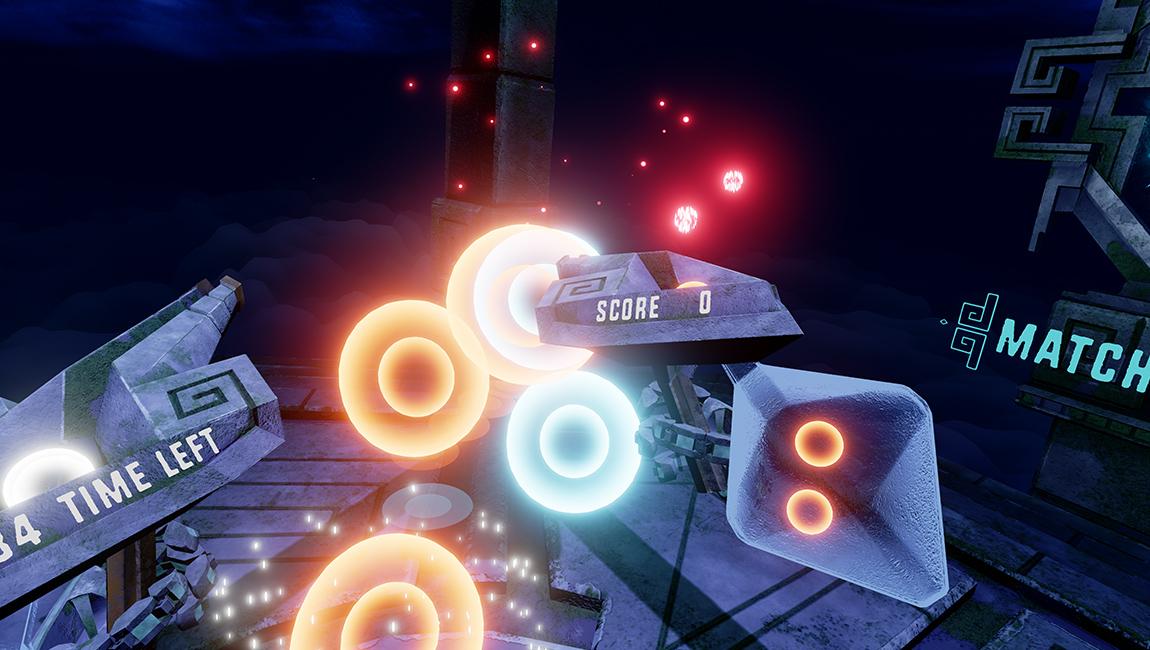 VR Game: de magische shooter