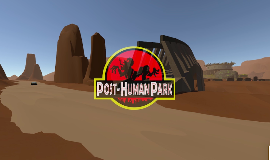 Post Human Park VR Experience