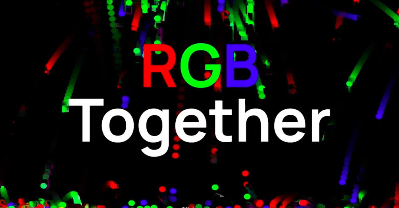 RGB Together: digitale kleuren maken