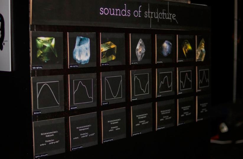 Van kristallen naar geluid en licht