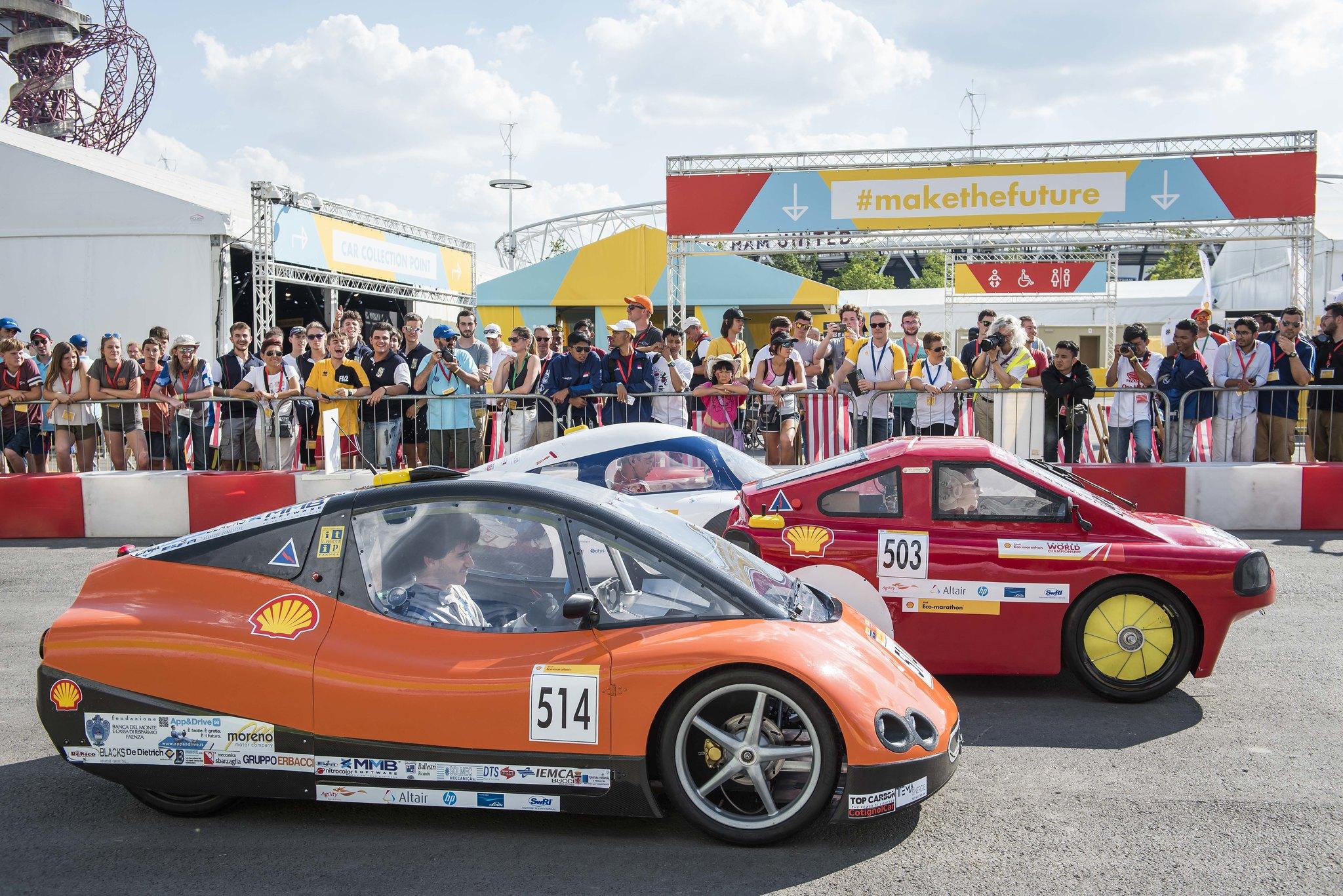 Shell Eco-marathon auto
