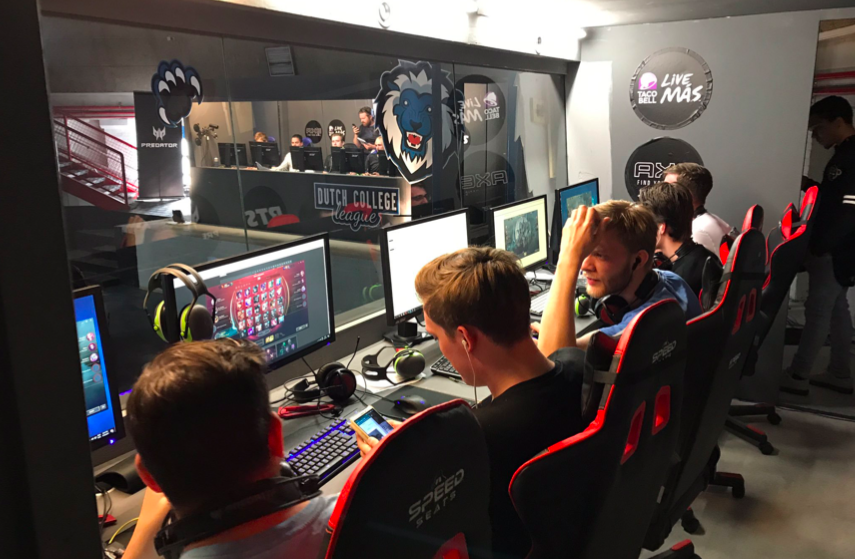 Esports Introductie workshop